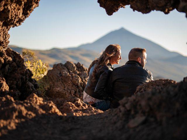 La boda de Jonnhy y Yurena en Candelaria, Santa Cruz de Tenerife 37