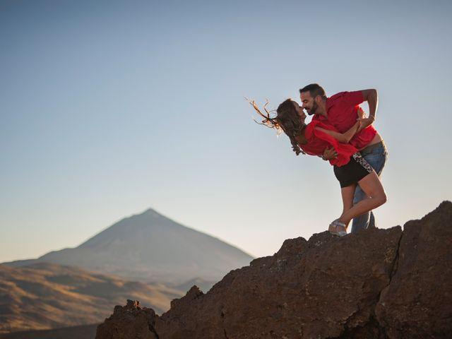 La boda de Jonnhy y Yurena en Candelaria, Santa Cruz de Tenerife 38