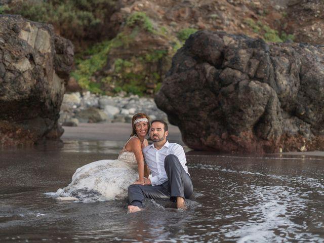 La boda de Jonnhy y Yurena en Candelaria, Santa Cruz de Tenerife 41