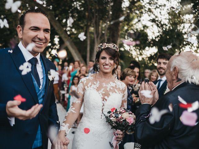 La boda de Ana y Toni