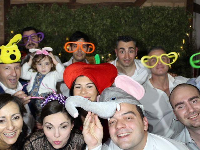 La boda de Emilio y Eva en Jarandilla, Cáceres 6