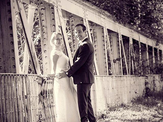 La boda de Fernando y Olga en Lardero, La Rioja 13