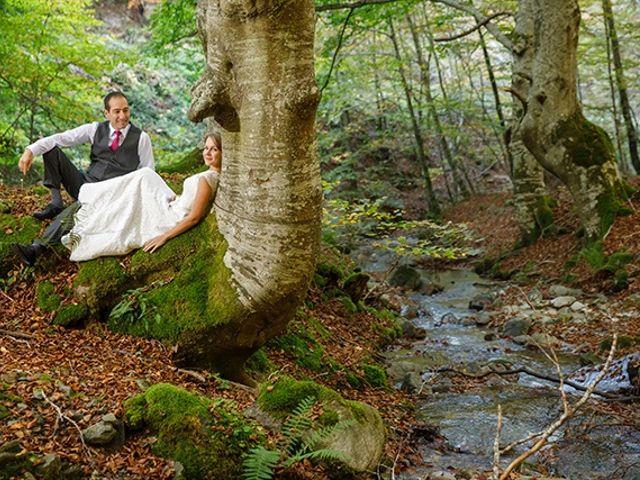 La boda de Fernando y Olga en Lardero, La Rioja 30