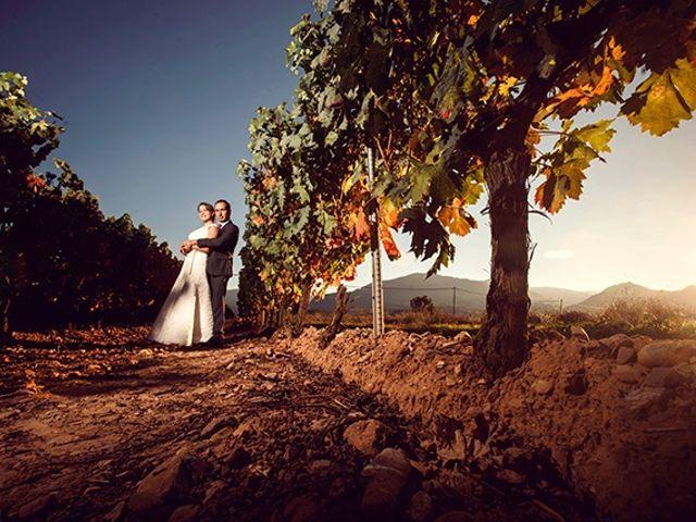 La boda de Fernando y Olga en Lardero, La Rioja 35