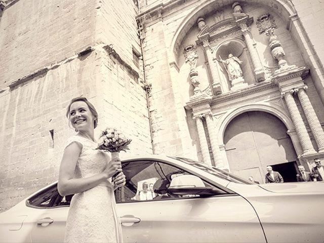 La boda de Fernando y Olga en Lardero, La Rioja 39