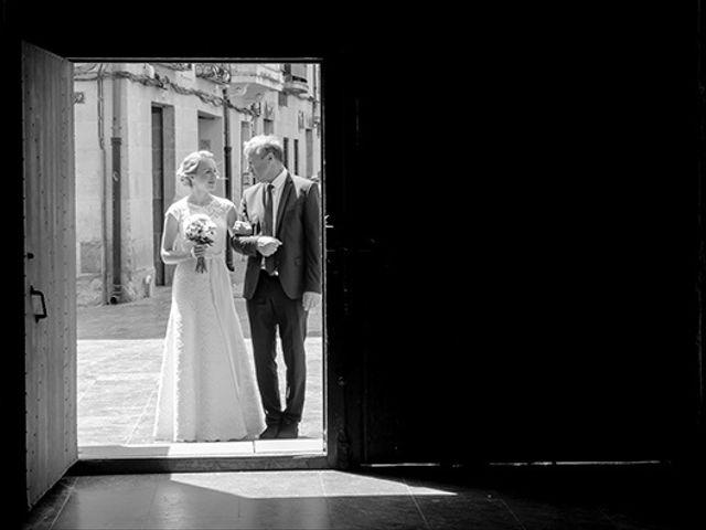 La boda de Fernando y Olga en Lardero, La Rioja 43