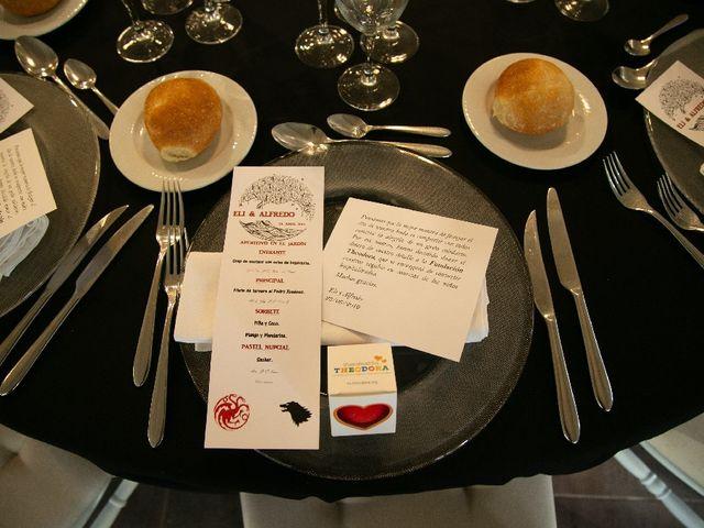 La boda de Alfredo y Eli en Palau De Plegamans, Barcelona 14