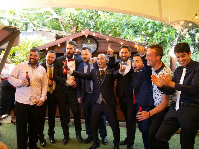 La boda de Alfredo y Eli en Palau De Plegamans, Barcelona 16