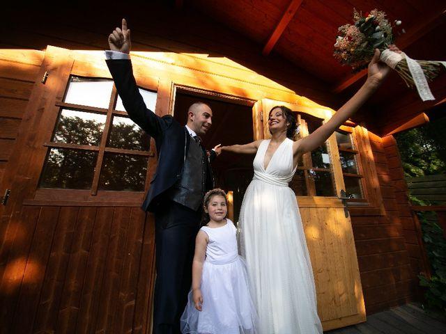 La boda de Alfredo y Eli en Palau De Plegamans, Barcelona 17