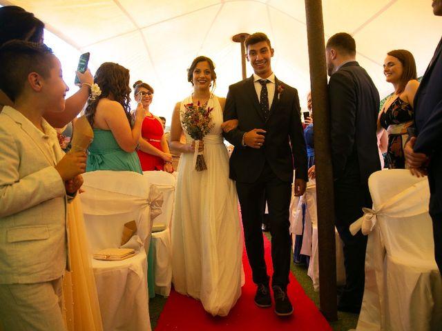 La boda de Alfredo y Eli en Palau De Plegamans, Barcelona 20