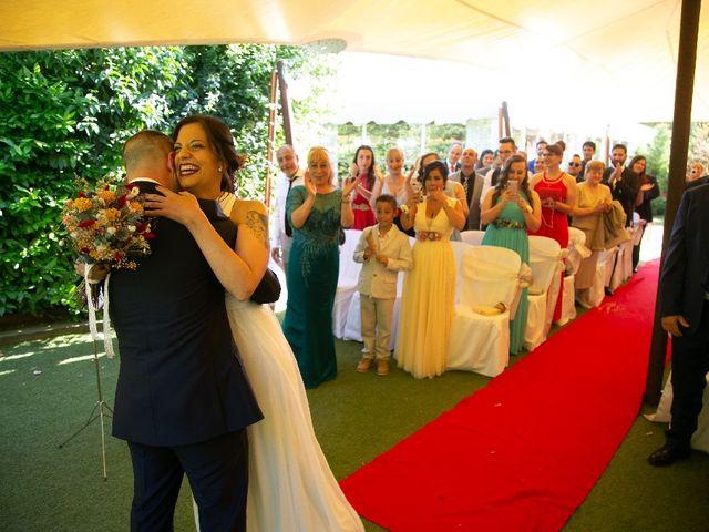 La boda de Alfredo y Eli en Palau De Plegamans, Barcelona 22