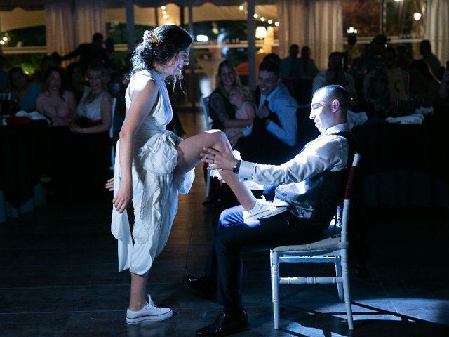 La boda de Alfredo y Eli en Palau De Plegamans, Barcelona 28