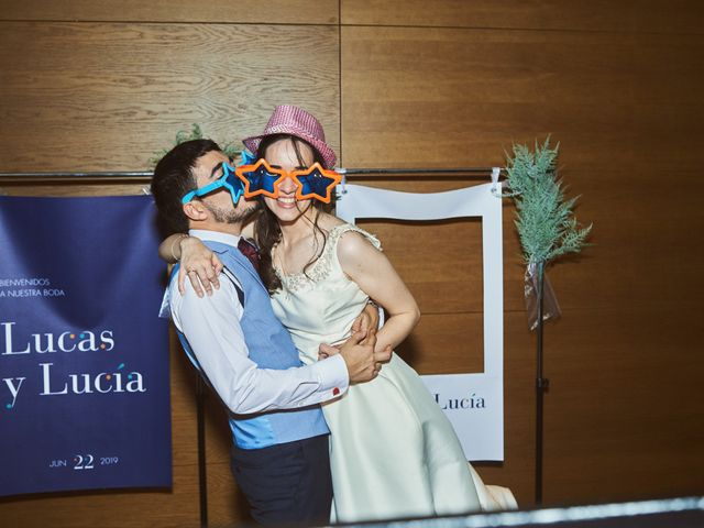 La boda de Lucas y Lucía en Oviedo, Asturias 132