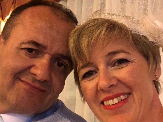 La boda de Angela y Sebastia