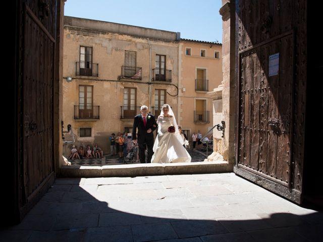 La boda de Jordi y Susana en Tarragona, Tarragona 15