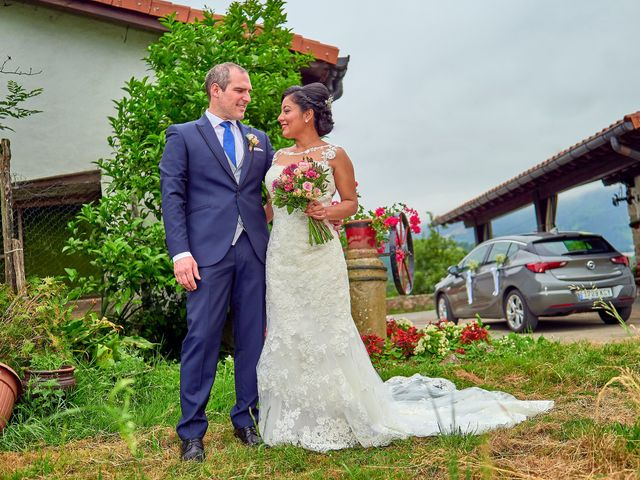 La boda de Unai y Sandy en Itziar, Guipúzcoa 1