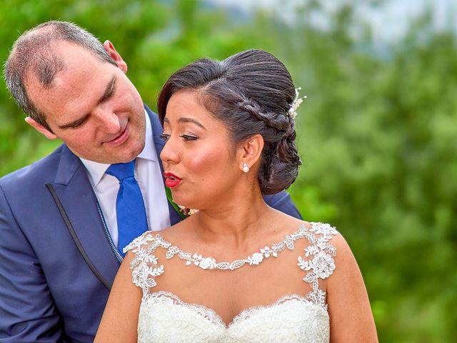 La boda de Sandy y Unai