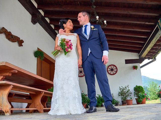 La boda de Unai y Sandy en Itziar, Guipúzcoa 2