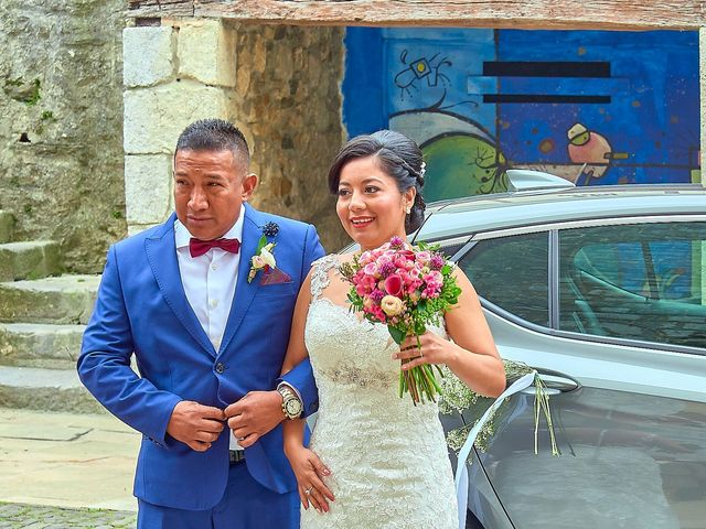 La boda de Unai y Sandy en Itziar, Guipúzcoa 4