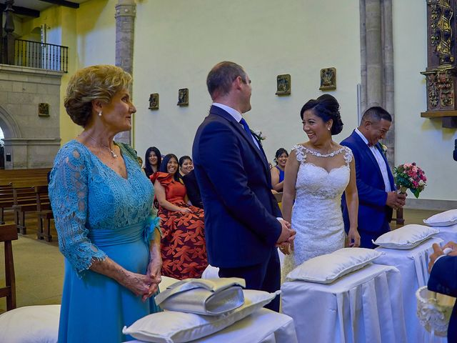 La boda de Unai y Sandy en Itziar, Guipúzcoa 9