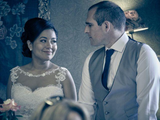 La boda de Unai y Sandy en Itziar, Guipúzcoa 37