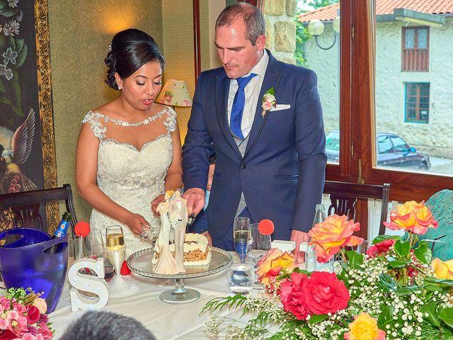 La boda de Unai y Sandy en Itziar, Guipúzcoa 38