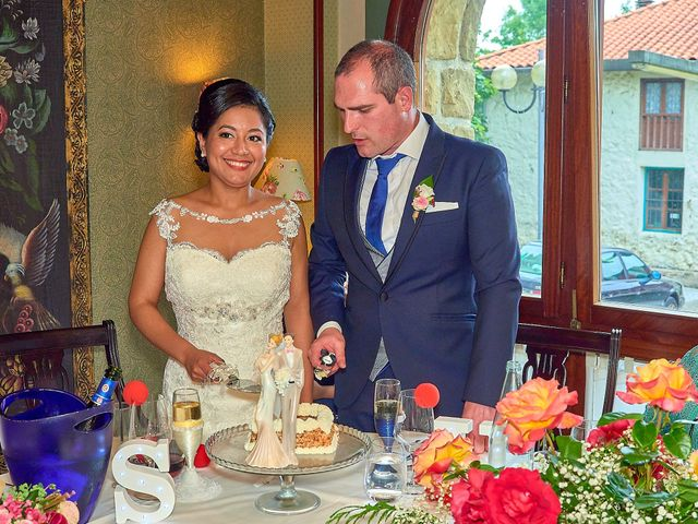 La boda de Unai y Sandy en Itziar, Guipúzcoa 39