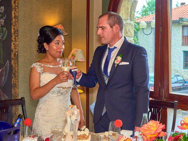 La boda de Unai y Sandy en Itziar, Guipúzcoa 40