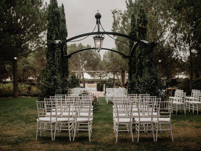 La boda de J. Bernabé y Irene en Valdetorres De Jarama, Madrid 12