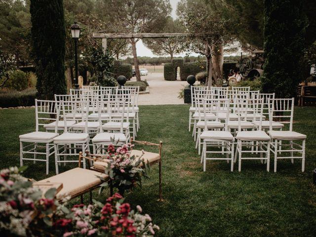 La boda de J. Bernabé y Irene en Valdetorres De Jarama, Madrid 13