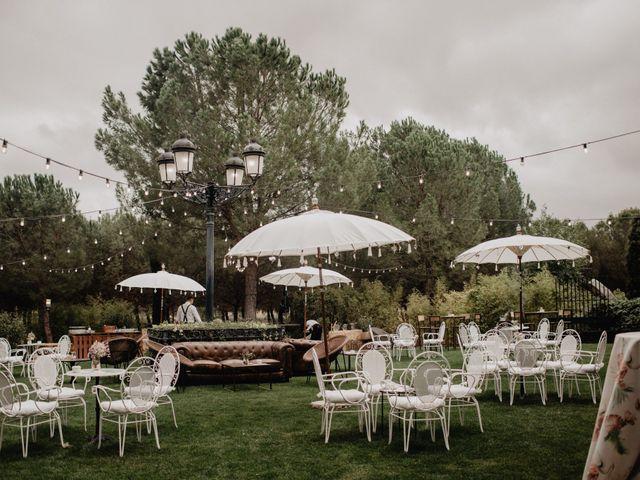 La boda de J. Bernabé y Irene en Valdetorres De Jarama, Madrid 17