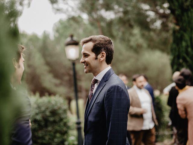 La boda de J. Bernabé y Irene en Valdetorres De Jarama, Madrid 39