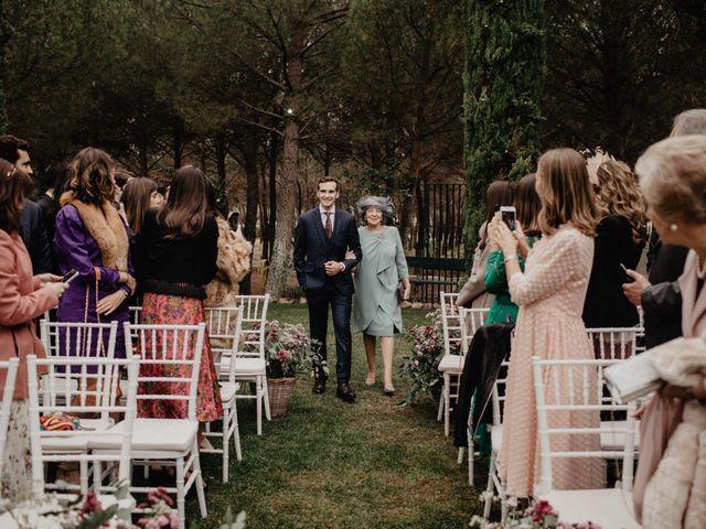 La boda de J. Bernabé y Irene en Valdetorres De Jarama, Madrid 40