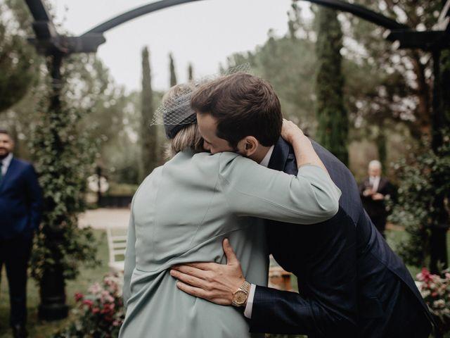 La boda de J. Bernabé y Irene en Valdetorres De Jarama, Madrid 41