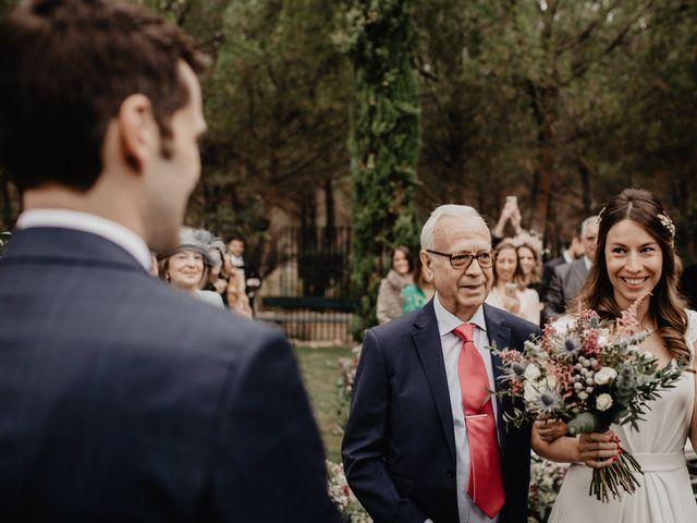 La boda de J. Bernabé y Irene en Valdetorres De Jarama, Madrid 44