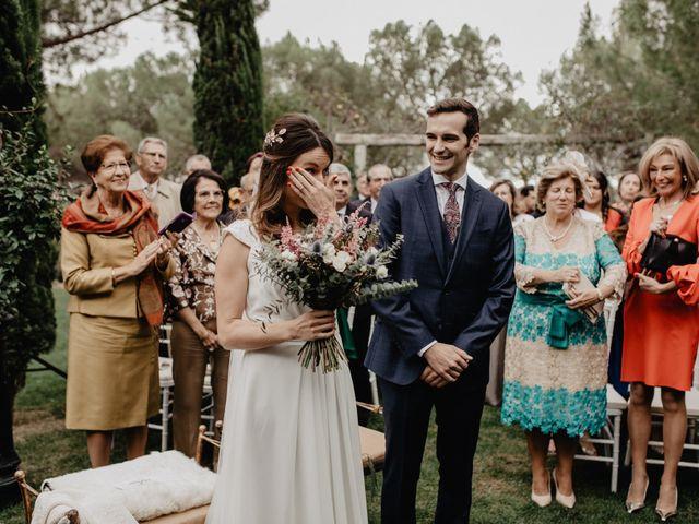 La boda de J. Bernabé y Irene en Valdetorres De Jarama, Madrid 45