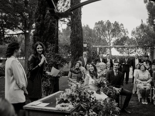 La boda de J. Bernabé y Irene en Valdetorres De Jarama, Madrid 47