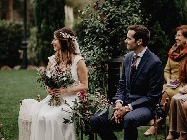 La boda de J. Bernabé y Irene en Valdetorres De Jarama, Madrid 48