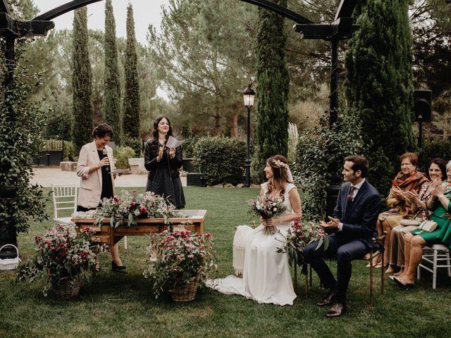 La boda de J. Bernabé y Irene en Valdetorres De Jarama, Madrid 49