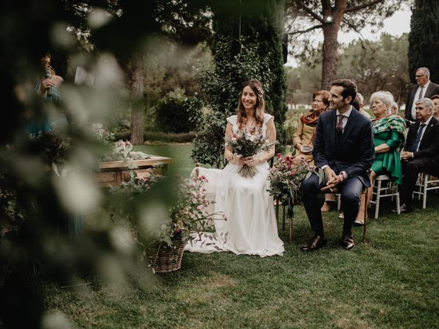 La boda de J. Bernabé y Irene en Valdetorres De Jarama, Madrid 52