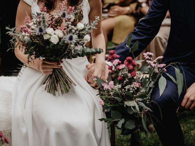 La boda de J. Bernabé y Irene en Valdetorres De Jarama, Madrid 53