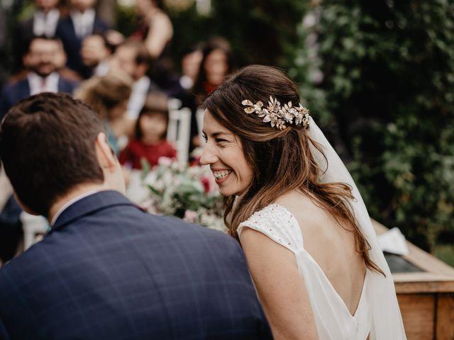 La boda de J. Bernabé y Irene en Valdetorres De Jarama, Madrid 54