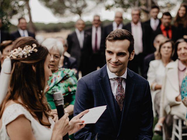 La boda de J. Bernabé y Irene en Valdetorres De Jarama, Madrid 59