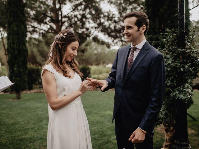 La boda de J. Bernabé y Irene en Valdetorres De Jarama, Madrid 62