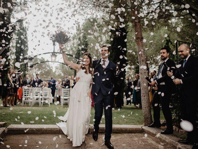 La boda de J. Bernabé y Irene en Valdetorres De Jarama, Madrid 64