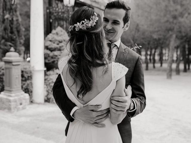 La boda de J. Bernabé y Irene en Valdetorres De Jarama, Madrid 67