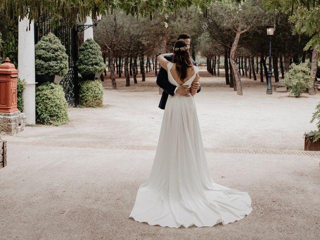 La boda de J. Bernabé y Irene en Valdetorres De Jarama, Madrid 69