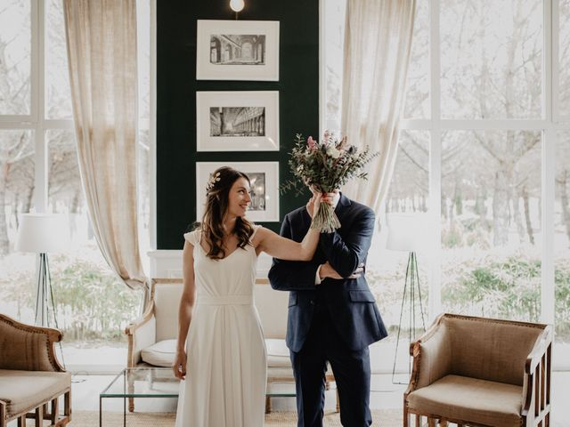 La boda de J. Bernabé y Irene en Valdetorres De Jarama, Madrid 73