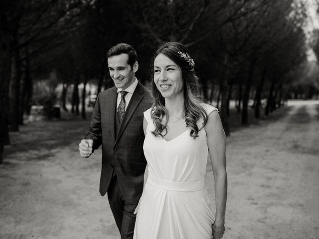 La boda de J. Bernabé y Irene en Valdetorres De Jarama, Madrid 76