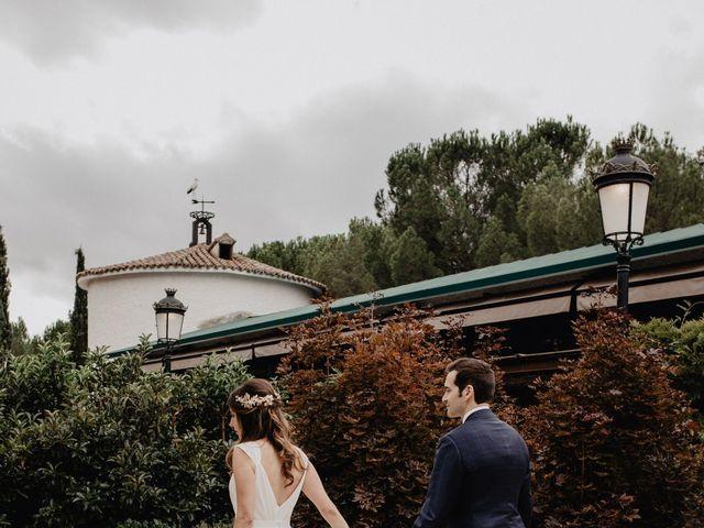 La boda de J. Bernabé y Irene en Valdetorres De Jarama, Madrid 77